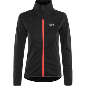 GORE WEAR C3 Gore Windstopper Jakke Damer, black
